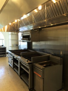 Cooking Area at Central Oregon Collective Community Center