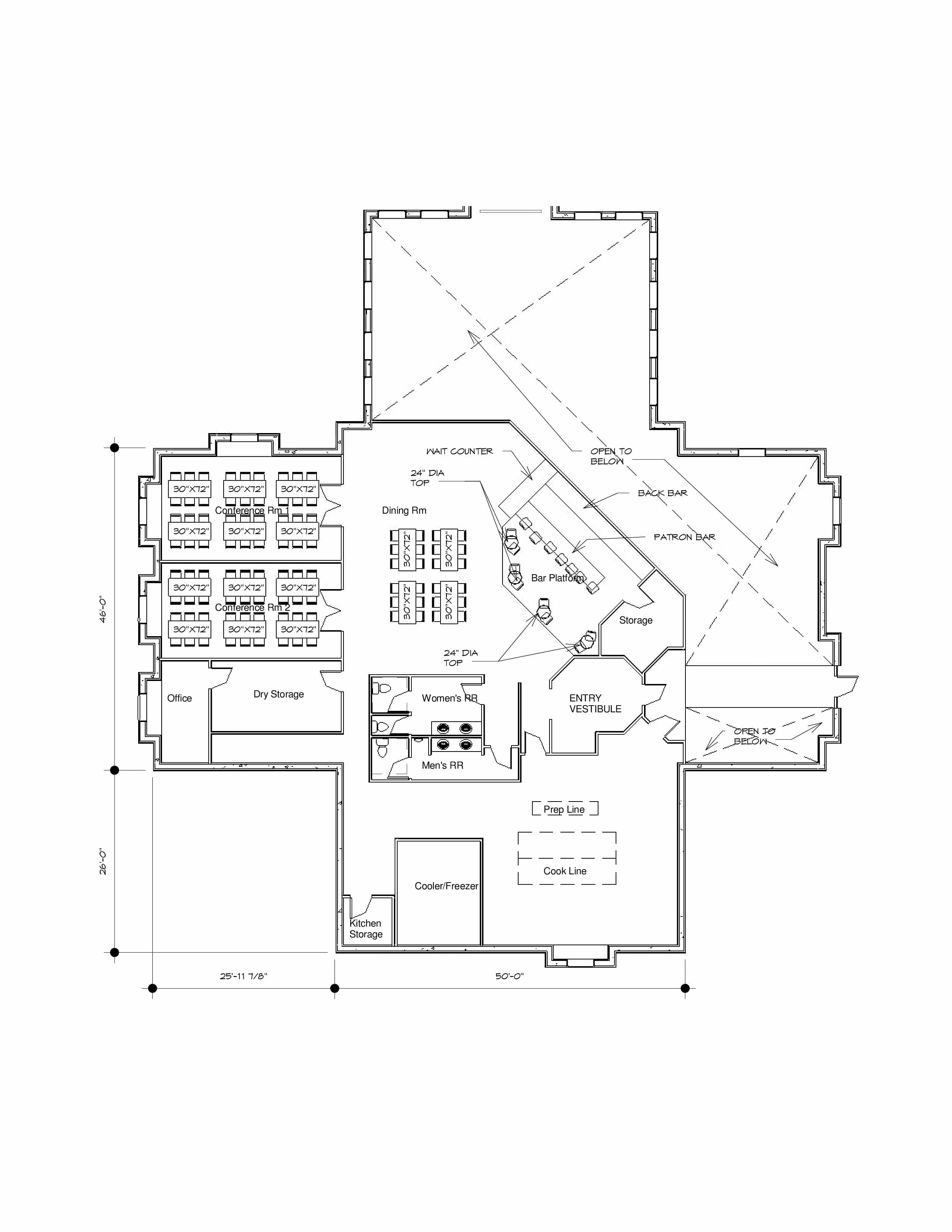Community center central oregon collective for Continental homes of texas floor plans