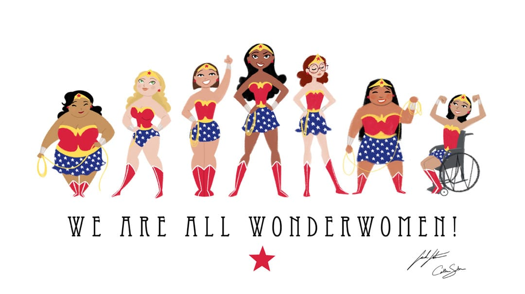 YAY…its Happy International Woman's Day!!