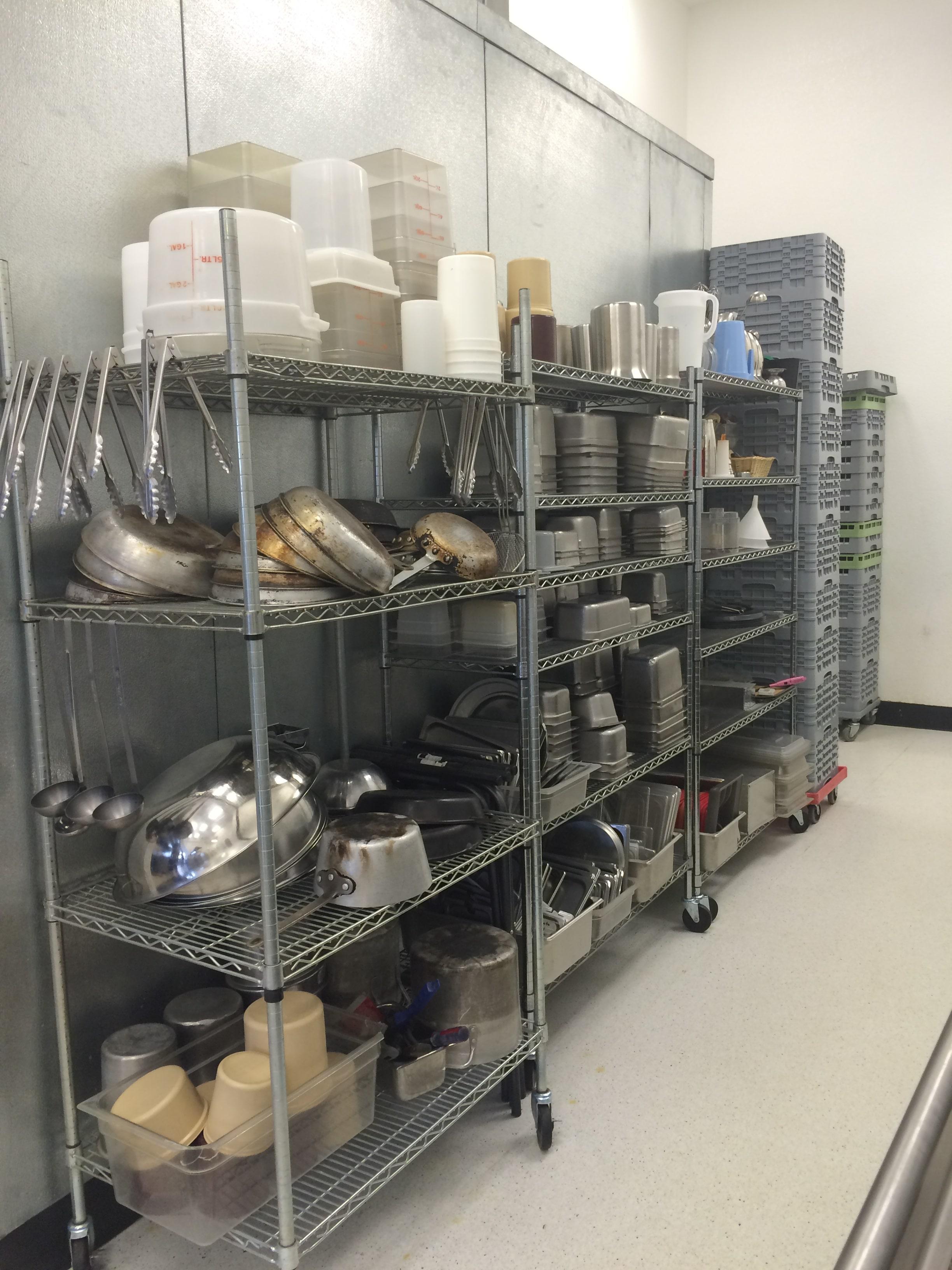 Commercial Kitchen & Venue Space