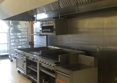 Commercial Kitchen & Venue Space