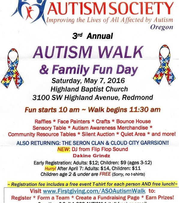 Lace up & walk with us!