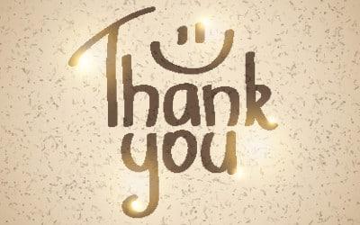 Thank You Times A Million!!
